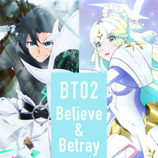 Luck and Logic BT02 Believe & Betray Booster Box English