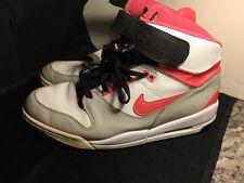 NIKE AIR REVOLUTION Vintage 90s White Salmon Pink 11.5 Men Sneakers