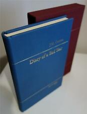 J M COETZEE + DIARY OF A BAD YEAR + STUNNING LEATHER BOUND LTD SIGNED 1 OF 100