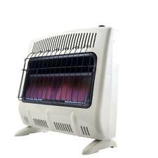 MR. HEATER 30,000 BTU/HR Vent Free Blue Flame Room Heater Natural Gas