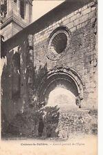 CHÂTEAU-LA-VALLIERE ancien portail de l'église