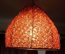 Crystal Beads Ceiling Pendant Shade Lamp/Light childrens home lighting chanderli
