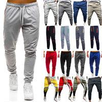 Men's Sport Joggers Pants Sweatpants Tracksuit Bottoms Casual Harem GYM Trousers