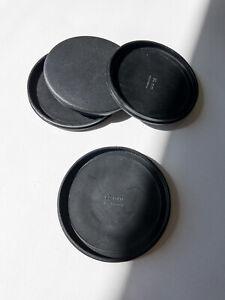 Kaiser Push-On Lens Cap 85mm (FOUR PACK)