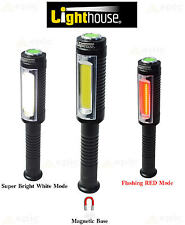 LIGHTHOUSE 300 Lumens 3 Mode White & Red COB LED Torch Light Lamp L/HEINSP300
