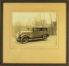 Orig.Antique 1929 DODGE Six SIGNED Photograph New York Car Auto Automobile Photo