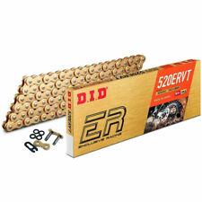 DID 520 ERVT Enduro Racing Narrow X-Ring Chain Gold 520x120 Links KTM Husqvarna