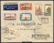 30 Apr 1931, KLM Holland-Batavia to Australia flight