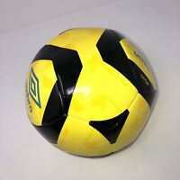 Anaconda Soccer Ball Forza White Hand Sewn NEW Size 5
