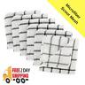 Microfiber Dish Washcloth Mesh Kitchen Towel Rag Scour Clean Scrub Cloth 6 Pack