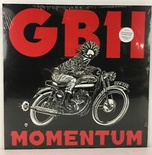 GBH - Momentum LP Record - Red Colored Vinyl - BRAND NEW + Download