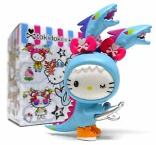 Tokidoki x Hello Kitty Series 2 KAIJU DRAGON Mini Vinyl Figure Opened Blind Box