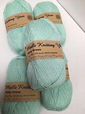 5 X Winter Super Soft Baby Knitting Yarn Crochet Acrylic Wool Yarn 100g 8ply