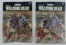 2 Unopened (Human) Figures of AMC The Walking Dead by McFarlane Collectibles