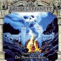 GRUSELKABINETT-FOLGE 128 - DER STRECKENWÄRTER   CD NEW