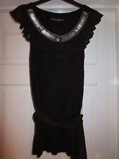 DOROTHY PERKINS BLACK TOP Size 10