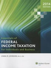 Essentials of Federal Income Taxation for Individuals and Business (2014) by Li