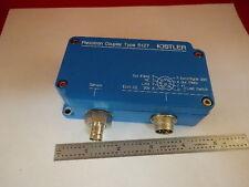 Kistler 5127 Industrial Accelerometer Power Supply Icp Iepe Il6 13
