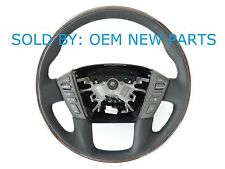 Steering Wheel NEW 2011-2015 Infiniti QX56 OEM 484301LL0A 48430-1LL0A Genuine