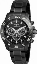 Invicta Specialty 21486 Men's Multifunction Black Analog Day/Date 24 hr Watch