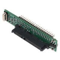 Adaptateur pour ordinateur portable SATA vers IDE 44 broches, Convertir un