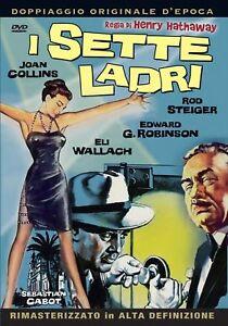 I Sette Ladri - (1960)  A&R Productions  DVD NUOVO