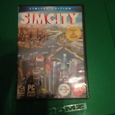 SimCity Le PC Electronic Arts 19714 Limited Edition