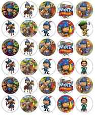 Mike The Knight Cupcake Topper Edible Wafer Paper BUY 2 GET 3RD FREE
