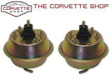 C3 Corvette Headlight Vacuum Actuators Pair LH RH - 47407 5009 5008