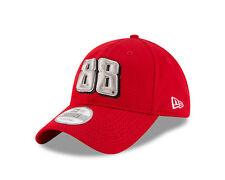 Dale Earnhardt Jr NEW ERA #88 Axalta Performance Shore Red Adjustable Hat