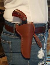 Western Gun Leather Ruger Bear Cat Holster 4 1/4 Ruger Shop Keeper 3 inch Single