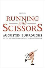 Running with Scissors : A Memoir by Augusten X. Burroughs (2006, Paperback, Movi