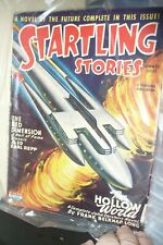 STARTLING STORIES US PULP MAGAZINE SUMMER, 1945 [ one ISSUES ]
