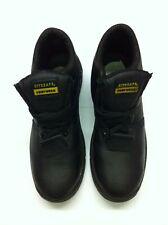 Sitesafe Size 8 Black Safety Shoes