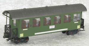 Eigenbau  Personenwagen, passend zur LGB