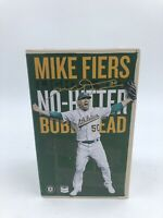 Oakland Athletics MIKE FIERS MLB NO HITTER LIGHTS OUT A's BOBBLEHEAD NEW SGA