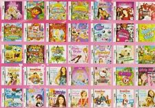 350 IN ONE NDS in One pack Nintendo DS/DSi/3DS/3DS Xl -Girls