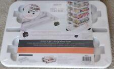 1 New Deflecto Stack N Go Caddy Wheel Base For Their Craft Organizer Caddy
