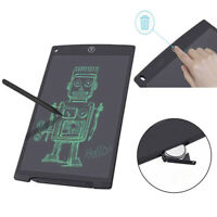 12 Inch LCD Hand Writing Digital Tablet Kids Child Graphics Board Art Note Pad