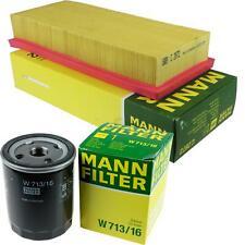 MANN-FILTER PAKET Luftfilter Ölfilter Fiat Punto Van 188AX 1.2 60 188_