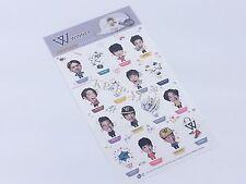 WINNER Mini Photo 3D Standing Sticker KPOP K-POP Korean Pop Character Stickers