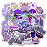 50Pcs Purple Blue UFO Skateboard Sticker Vinyl Laptop Luggage Decal VSCO Sticker