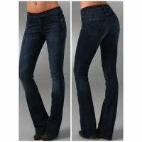 Citizens of Humanity Amber Dark Mid Rise Boot Cut Jeans 27