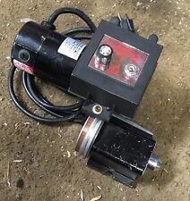"Sherline Milling Machine 1/2"" Headstock DC Motor Speed Control Mini Lathe Mill"