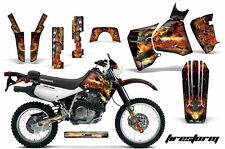 Honda Graphic Kit AMR Racing Bike Decal XR650L Decal MX Parts 1993-2015 FIRESTRM