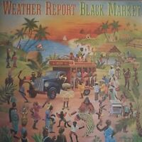 Weather Report - Black Market (1976) CBS Vinyl LP 81325 Jazz-Rock, Psychedelic