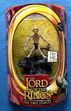 GOLLUM THE LORD OF THE RINGS LOTR THE TWO TOWERS 6 INCH FIGURE TOY BIZ