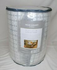 "MGM Grand Hotel At Home Platinum Collection 3"" Memory Foam Mattress Topper King"