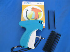 "Garment Price Label Tag Tagging Gun Plus 1000  1"" BLACK Barbs"