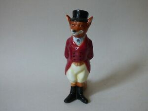 COLLECTABLE FARM COUNTRYSIDE ROYAL DOULTON FOX HUNTING HUNT FOX FIGURE FREE UK P